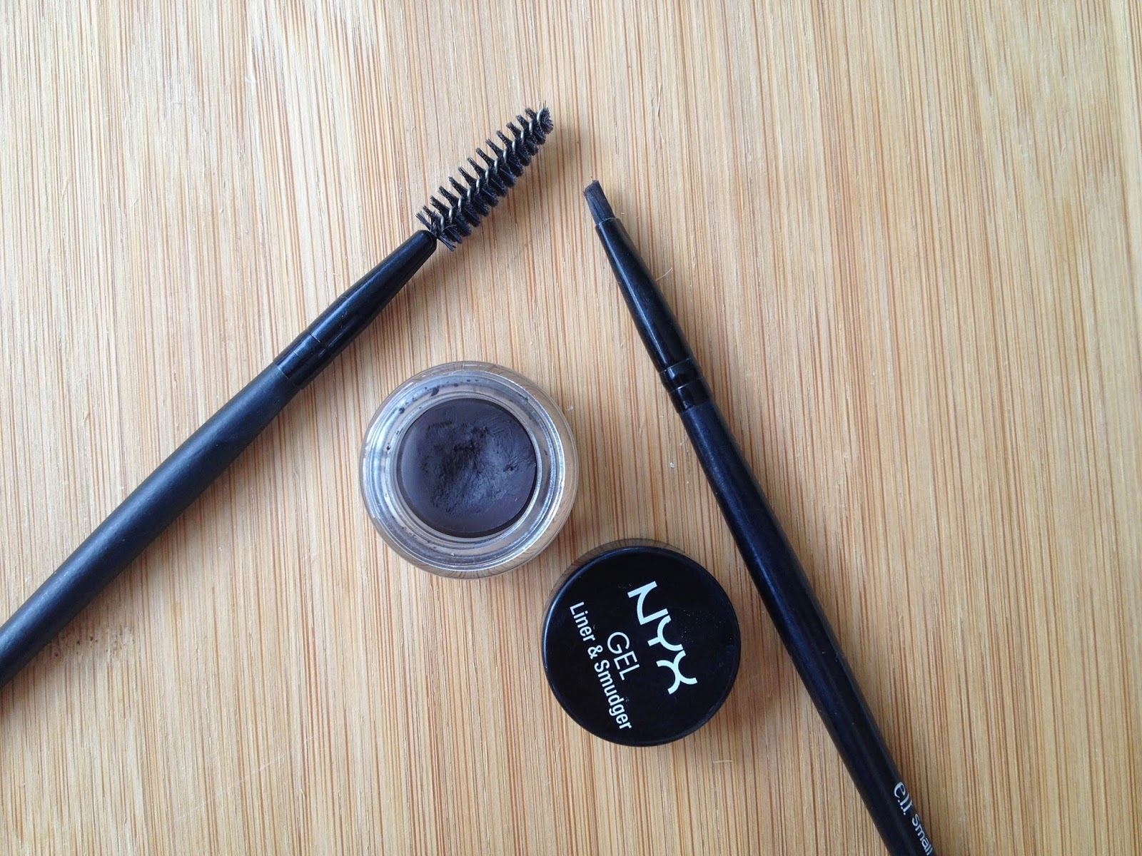Brow Pomade Dupe Nyx Gel Liner Smudger Christines Beauty And
