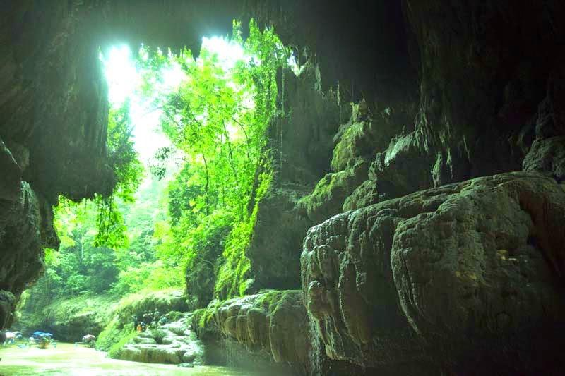 Perjalanan Menuju Green Canyon, Pangandaran (1)