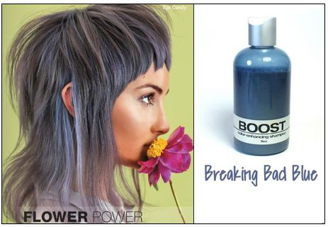 BOOST + BURST :  Professional Strength Color-Enhanced Shampoo + Conditioners