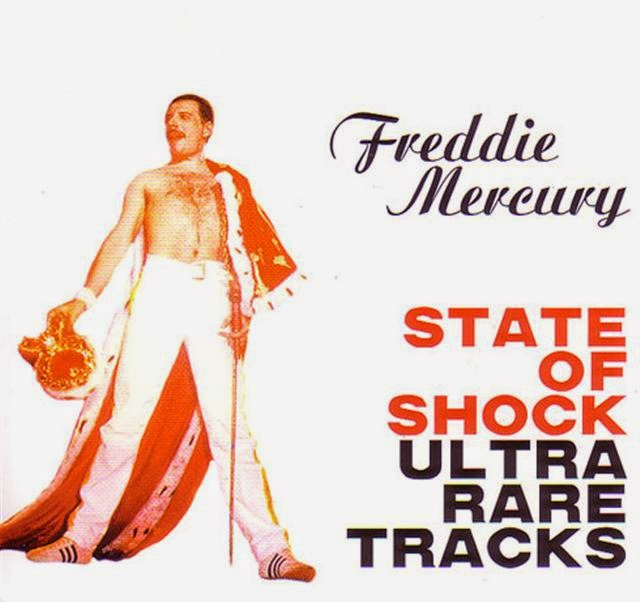 Freddie Mercury – Ultra Rare Tracks