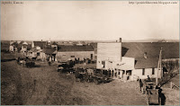 Agenda, Kansas, around 1900