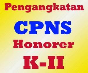 Syarat Pemberkasan NIP CPNS Honorer K2 Terbaru 2014
