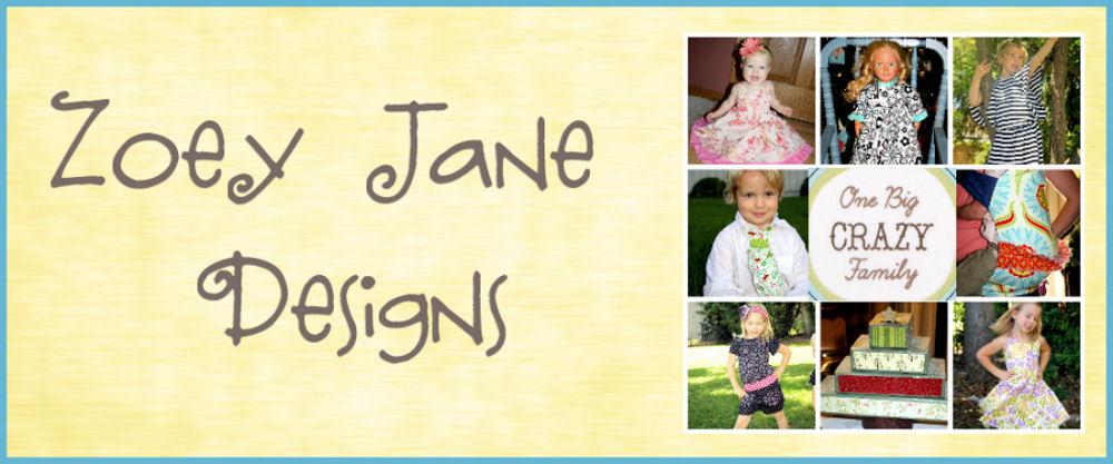 Zoey Jane Designs