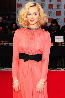 Fearne Cotton At The Baftas