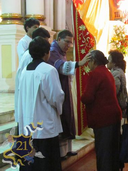 Miércoles de Ceniza - Templo San Agustín13/02/13