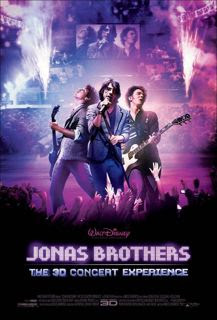 Jonas Brothers: The 3D Concert Experience  (2009) Online
