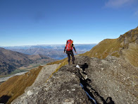Black Peak - Wanaka, NZ