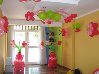 Children Parties, Princess Decoration