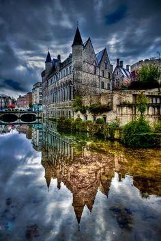 Belgium, Ghent, Gerard De Duivelst