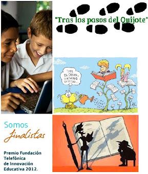 Premio de Fundación Telefónica de Innovación educativa 2012
