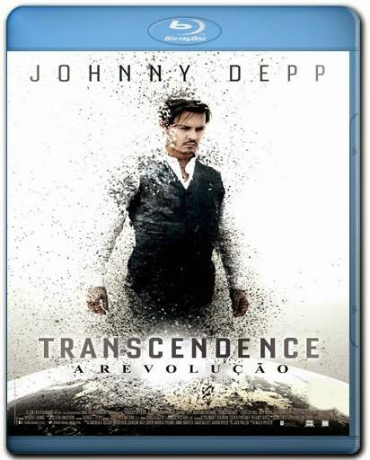 Transcendence A Revolucao 720p + 1080p Bluray BRRip + AVI Dual Audio BDRip