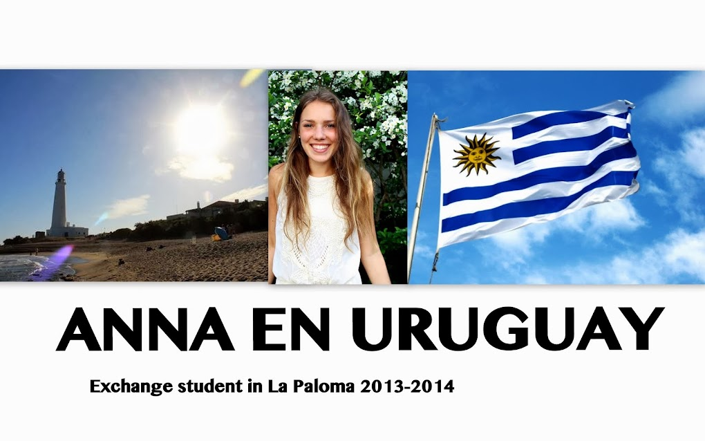 ANNA EN URUGUAY