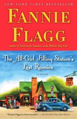 """The All-Girl Filling Station's Last Reunion"" is the Book of the Month for August 2014"