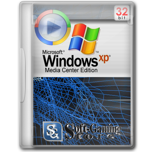 Windows XP SP3 MEDIA CENTER Edition v3 2013