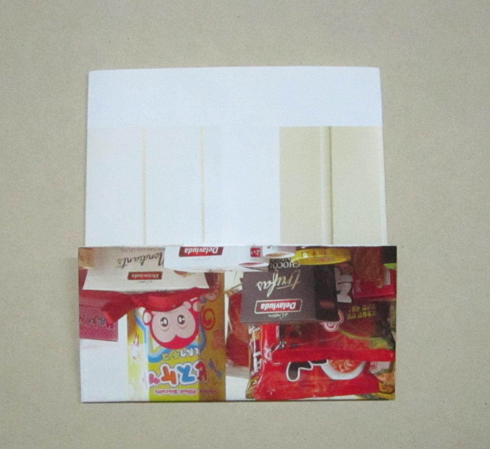 พับถุง,เมคราเม่,ถุงของขวัญ ,พับกระดาษจาก,ทำจากเศษวัสดุ,ไอเดียใช้ของในบ้าน,diy reuse magazine paper,reuse paper,souvenir bag,diy bag from paper,diy souvenir,tutorial paper bag,how to from reuse magazine