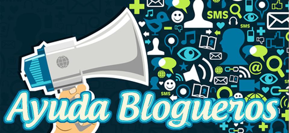 Ayuda para Blogueros