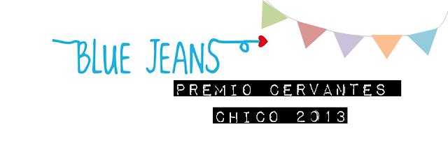 Momentos importantes: Blue Jeans recibe el Premio Cervantes Chico.