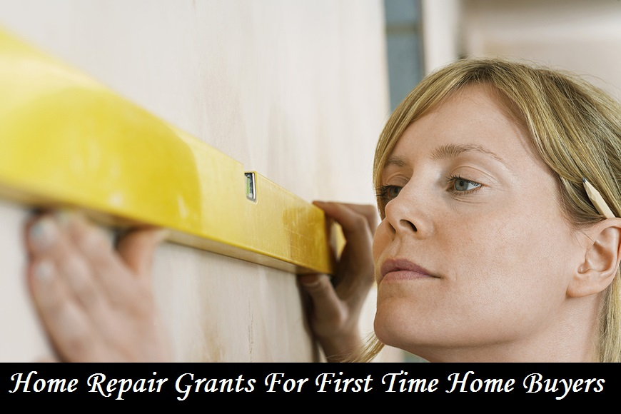 Free Home Repair Grants For First Time Home Buyers-Apply
