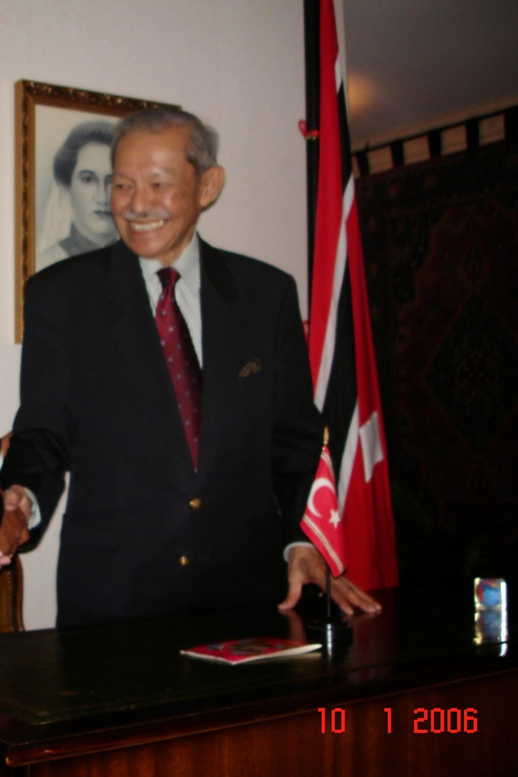 Riwayat Tengku Hasan Muhammad Ditiro