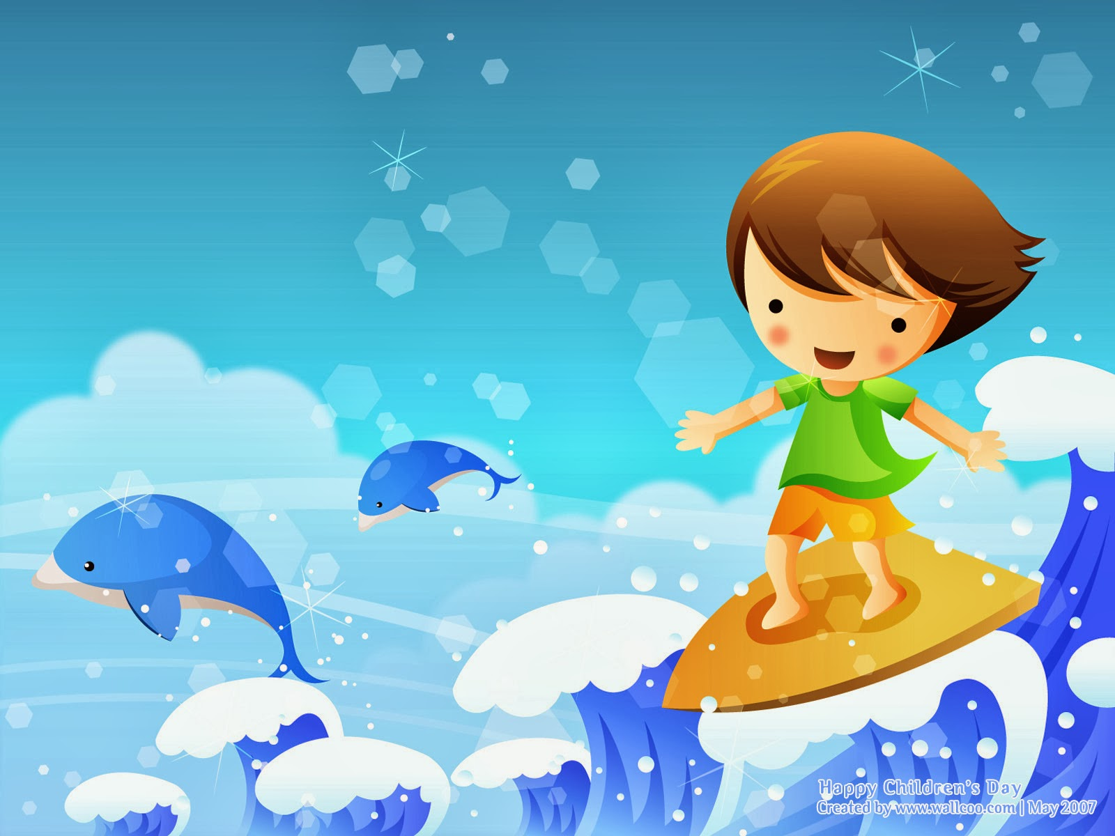 All in one wallpapers children 39 s day wallpapers for Kids wallpaper