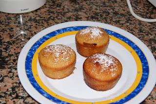 6 recetas diferentes de muffins, tanto dulces como salados. ¡Pruébalas todas!