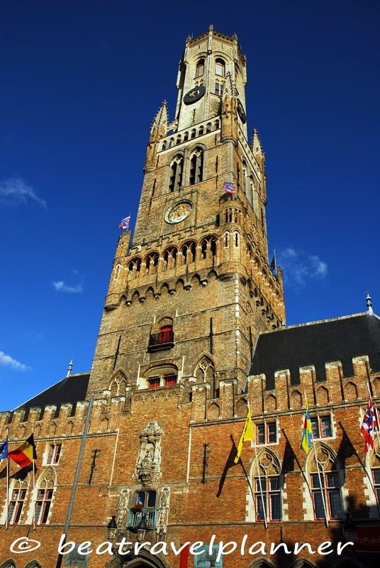 Bruges - Torre Campanaria