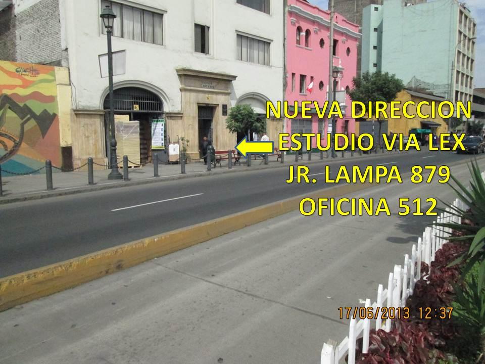 VIA LEX PERU