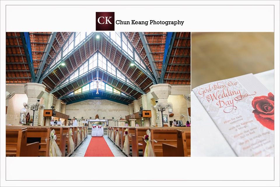 penang catholic church wedding photography, penang Indian wedding photographer, penang wedding photographer, church wedding photo, church wedding ceremony,St Anne's Church