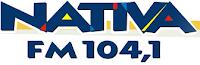 Rádio Nativa FM da Cidade de Brasília ao vivo