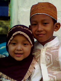 m.ishom fahmi ayatillah & Ishmah Ziyaul Hafni Baroroh
