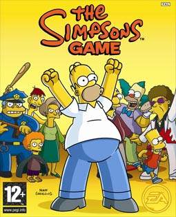 Download The Simpsons Game