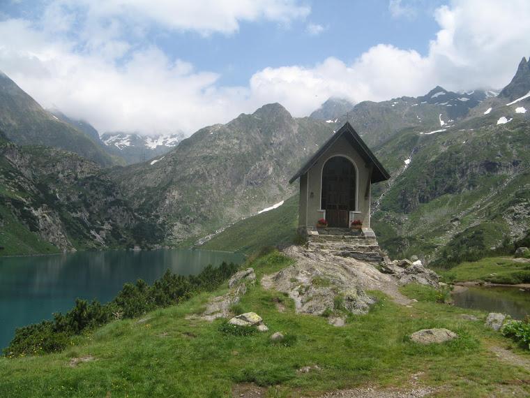 Orobie  Lago Barbellino