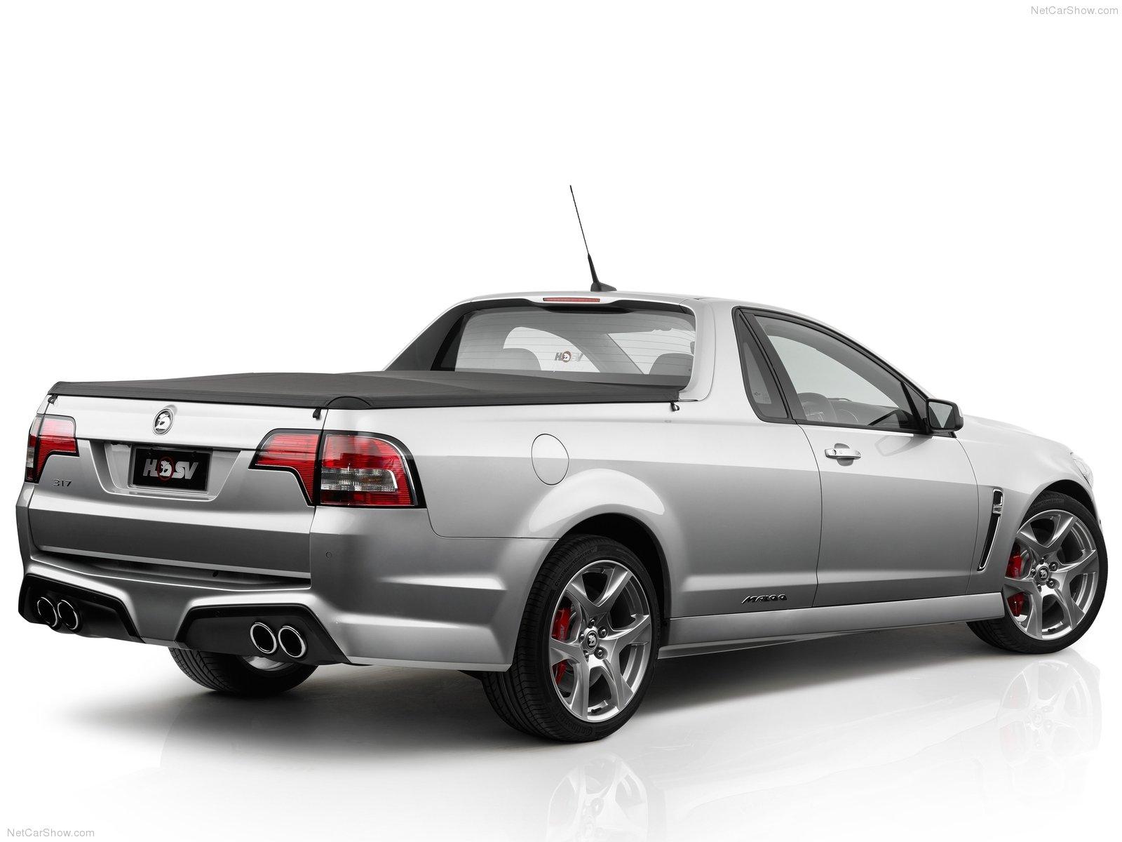 Hình ảnh xe ô tô HSV Gen-F Maloo 2014 & nội ngoại thất
