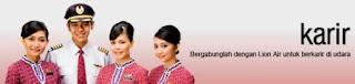Lowongan Kerja di Lion Air