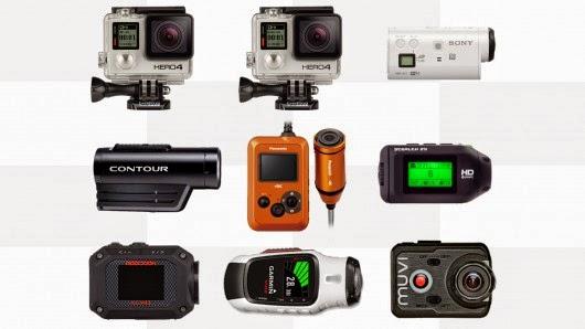 сравнение экшн-камер action camera