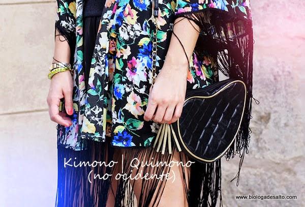 Como combinar o Kimono