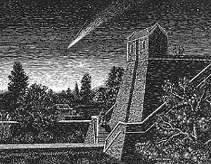 comets and coherent catastrophism: elenin and great comet of 1811