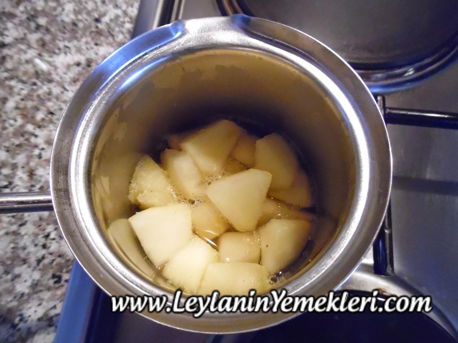 Tarçınlı Elma Kızartması