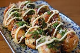 Takoyaki I Yummy.. Makanan Khas Jepang yang Unik dan Enak