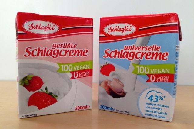Schlagfix Schlagcreme Universal / Sweetened Dairy-Free Vegan Whipping Cream