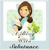 They Think My Blog Has Substance.... :)