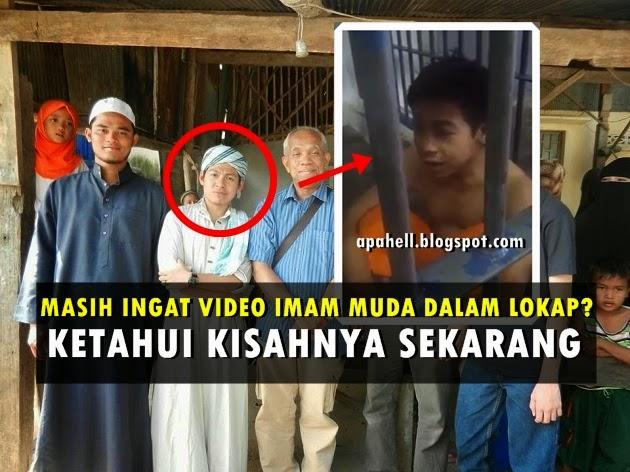 Kisah Budak Tahfiz Dalam Penjara Sekarang (Gambar + Video) http://apahell.blogspot.com/2015/01/kisah-budak-tahfiz-dalam-penjara.html