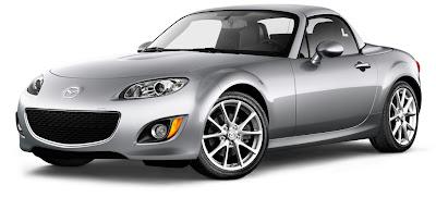 Mazda MX-5 Brochures
