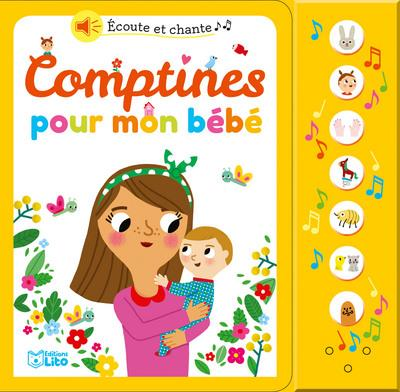 Comptines pour mon bébé