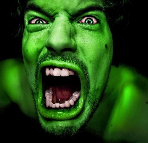 LYL Energy Level-Anger