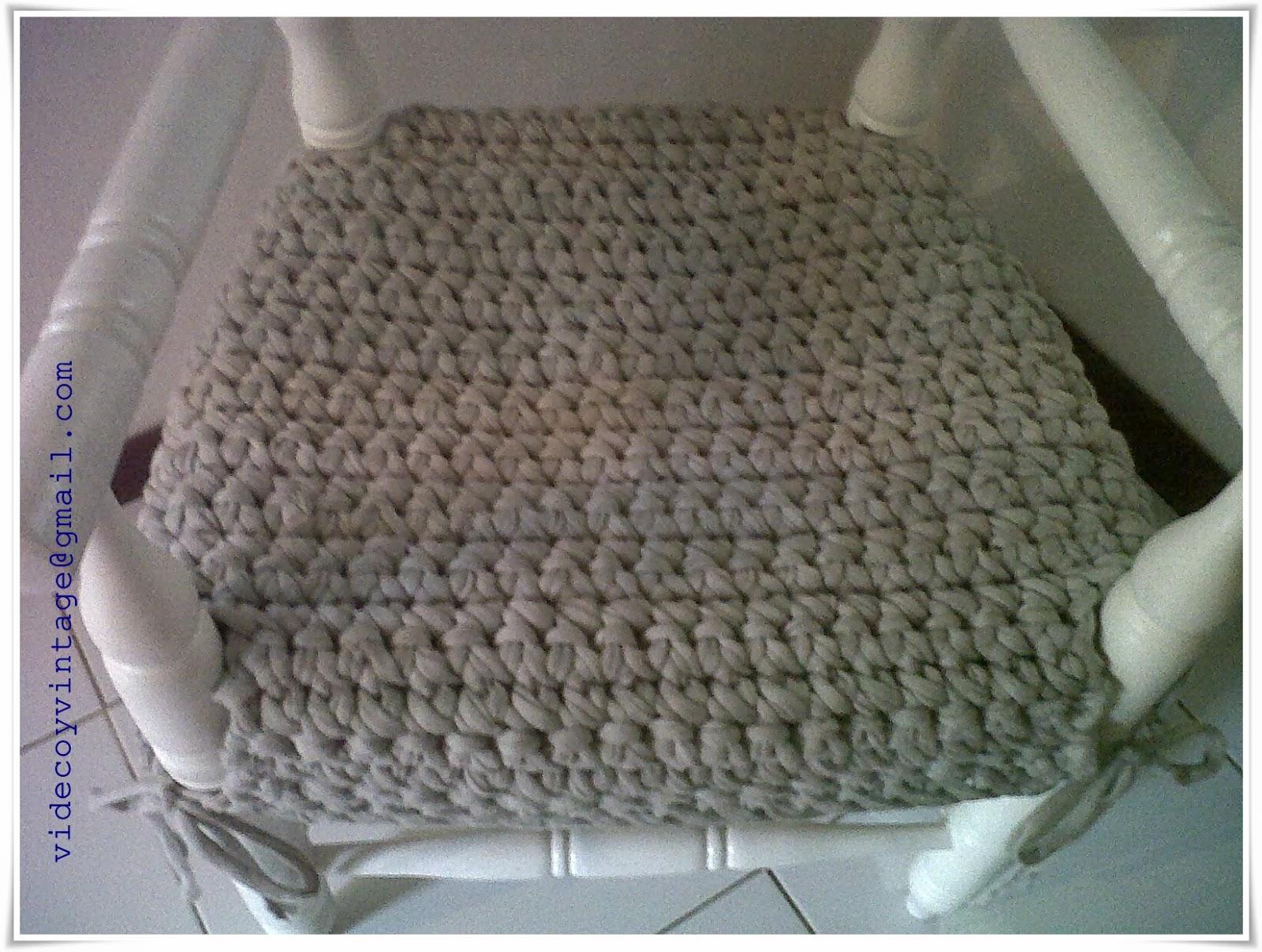 Videcoyvintage deco funda a medida tejida en totora - Tejidos para tapizar sillas ...