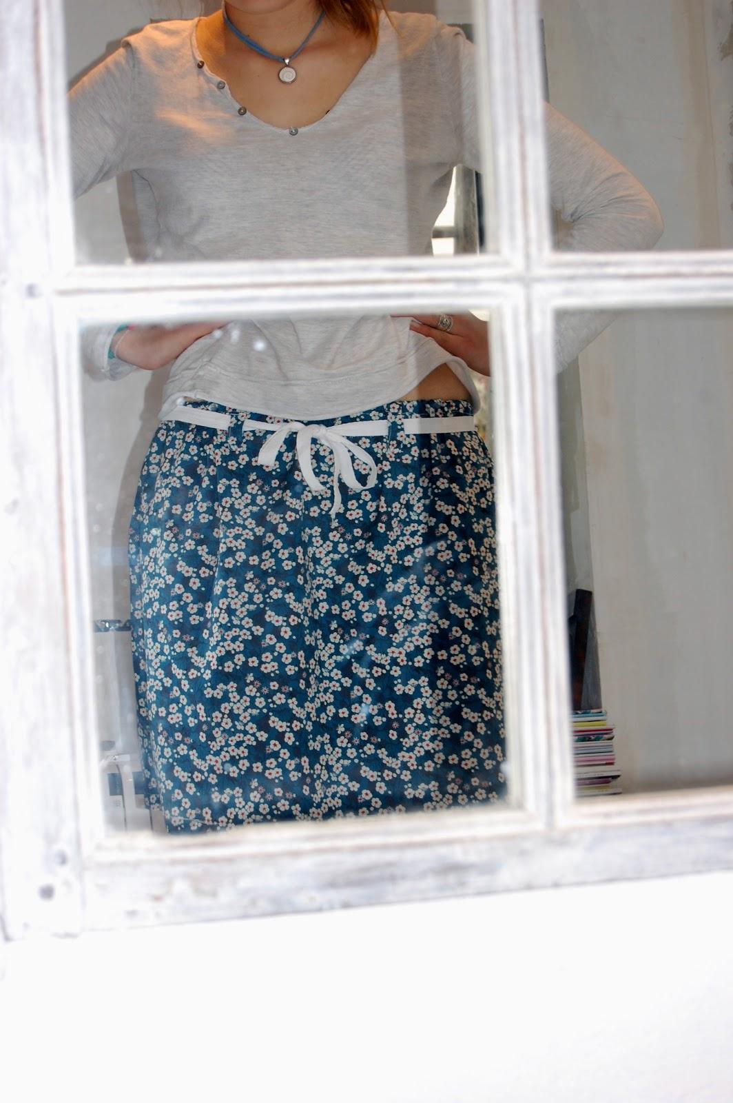atelier de couture ludique et cr atif comme un air de printemps les petites jupettes des. Black Bedroom Furniture Sets. Home Design Ideas