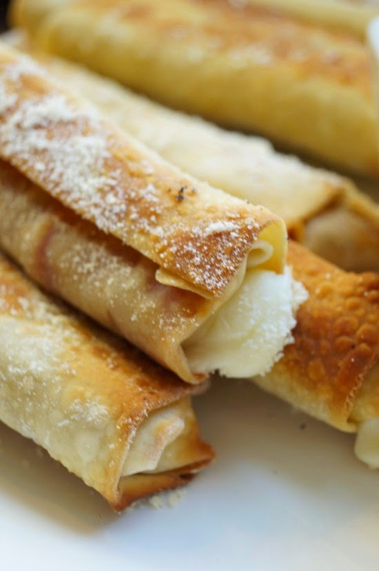 Baked Pizza Roll Ups