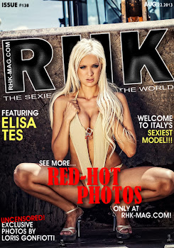 Topless/Artistic Nude Pics Of Elisa Tes: Only at RHK-MAG.COM!