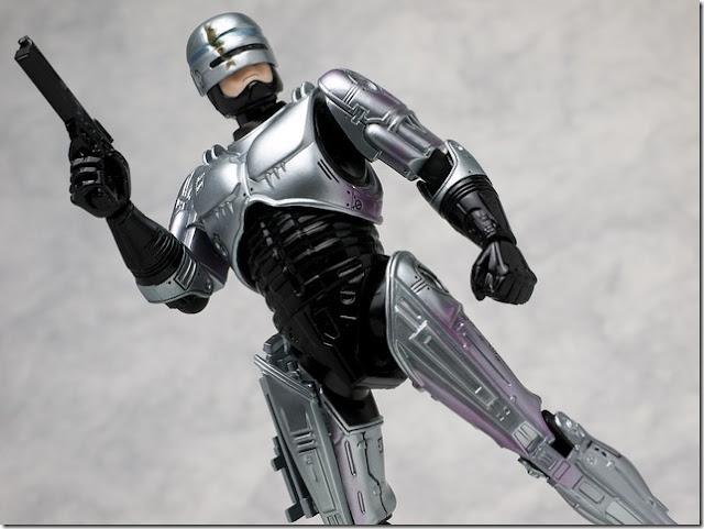 Figma Robocop action figure